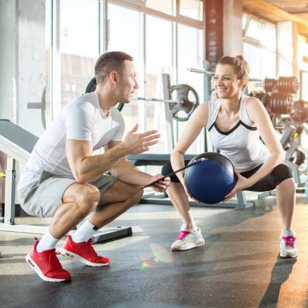 Специалист в области фитнеса. Курс профессиональной переподготовки, обучение по ФГОС
